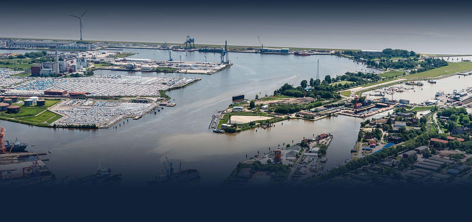 Seaport Emden